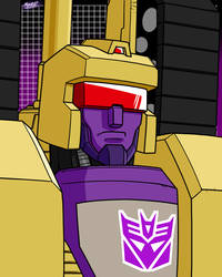 TBSS - Blitzwing by SeanRM