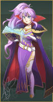 Ishtar - Fire Emblem by AustriaUsagi