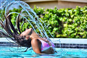 Water fun 2 by Crazito