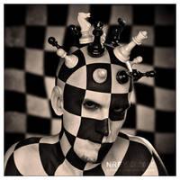 Chess king by adnrey