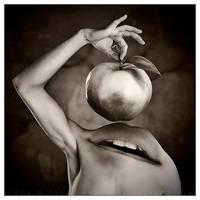 Apple devour by adnrey