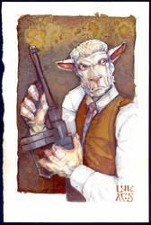 Lukacs-SheepieDetective by Chuck-Lukacs