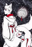 The way were be like kitsune by doomaday
