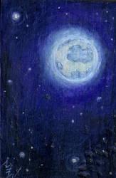 Blue Moon II by FettFan79