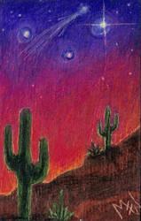 Arizona Sky II by FettFan79