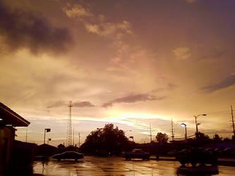 After Rain Sky by FettFan79