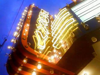 Cinema Lights by FettFan79