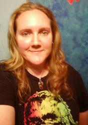 Me in Chewbacca Shirt '10 by FettFan79
