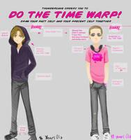 Time Warp Meme by Shinne