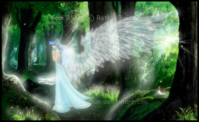 The Elven Goddess Bride by Shintei-chan