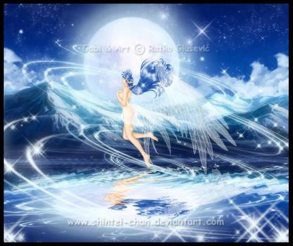 Angel's flight by Shintei-chan