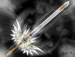 Feather blade WP by Shintei-chan