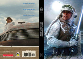 STAR WARS BOOK COVERS by BUTKUS
