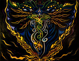 Angel Spirits United by Moonsquirrel