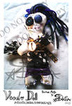Positive Magic Voodoo Doll by Moonsquirrel