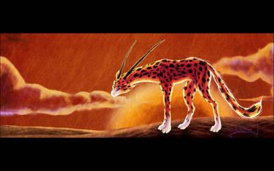 Antilopard by Visanouli