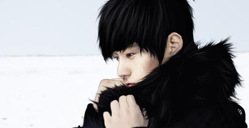 Kim Myungsoo (L) [preview] by Visanouli