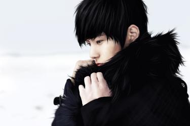 Kim Myungsoo (L) by Visanouli