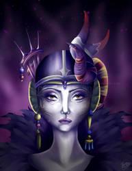Sorceress Edea by Elezar