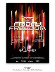El Mono Friday Night Freedom by ALTereg0