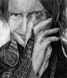 Rumplestiltskin (once upon a time) by Fabielove