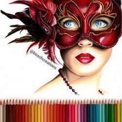 Masquerade by Fabielove