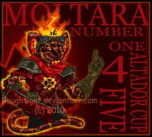 MOLTARA -AC5- by Roughtiger