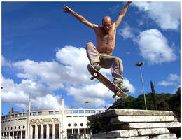 Skate by cidska