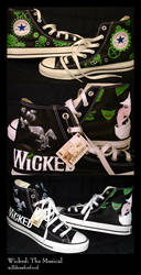 Wicked Shoes by willdrawforfood