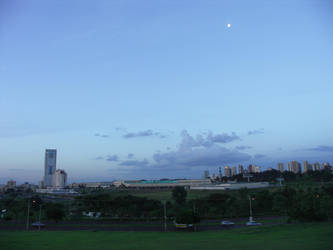 Ribeirao City by Neocosmo