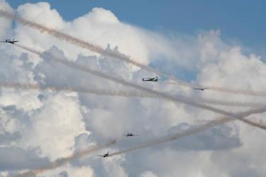 Brazilian's planes demonstrati by Neocosmo