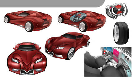 Fusor's car by NovaBurst