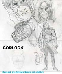 Gorlock - by Antonio Garcia by NovaBurst