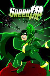 Cover Art - Green Zap by NovaBurst