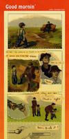 Awesome farm: comics sheet 0 by Chr-Steam