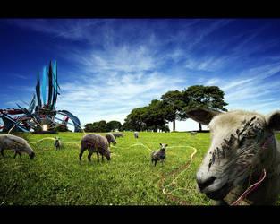 THE FUTURE FARM by ekud