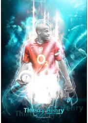 Thierry Henry by ChOkRi-AchRaF