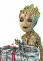 Groot by StarKite1