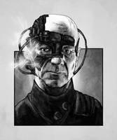 Resistance Cyborg by LukeDenby