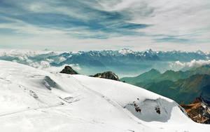 Infinite Alpine peaks - Dedicated to my Masha by jup3nep