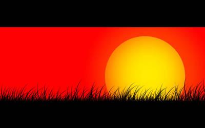 Sun Rise Three by kellydewinter