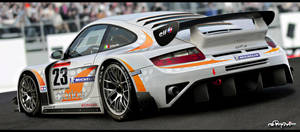 Porsche 911 Super Gt by Saporita