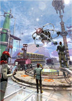 Omega Industries by supermarioART