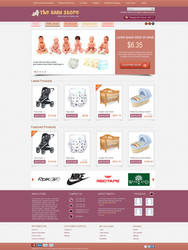 OpenCart Design Layout by Design4Dev