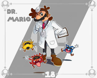 Dr. Mario Ultimate by Andy-roo78