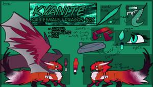 Kyanite ref. [OUTDATED] by Kaiythrnne