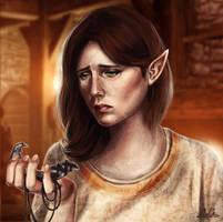 Lanaven Lavellan by Felinna