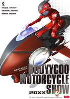 Motorcycleshow by bodyycoo