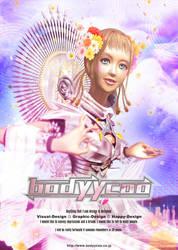 Lucky goddess by bodyycoo