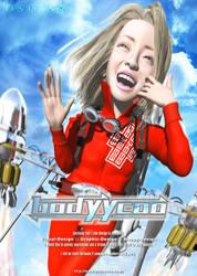 Flying by bodyycoo